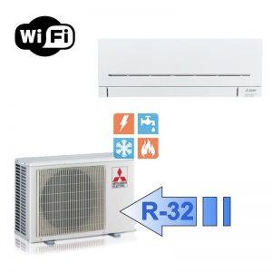 климатик mitsubishi-msz ap25-50vg